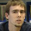 Lars, an international student