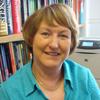 Dr Liz Hauge, a British tutor